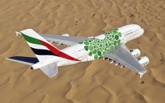 """الصورة: الصورة: طيران الإمارات تشغّل """"A380"""" إلى عمّان اعتبارا من 4 نوفمبر"""