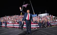 الصورة: الصورة: مناظرة الخميس.. آخر فرص ترامب وبايدن لاستمالة الناخبين