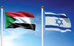 الصورة: الصورة: السودان وإسرائيل يتفقان على بدء علاقات اقتصادية وتجارية