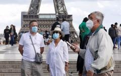 الصورة: الصورة: فرنسا تتجاوز عتبة 40 ألف إصابة جديدة بكورونا خلال 24 ساعة