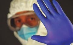 الصورة: الصورة: حلول مبتكرة في التصدي للفيروس والحفاظ على صحة المجتمع