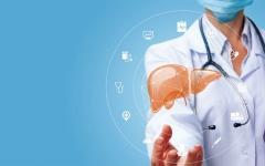 الصورة: الصورة: التهاب الكبد قد يبدأ باصفرار البشرة  أو بلا أعراض