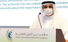 الصورة: الصورة: 2000 عالم وخبير وطبيب يُثرون مؤتمر دبي الدولي للتغذية
