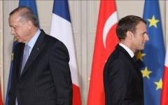 """الصورة: الصورة: فرنسا تستنكر تصريحات أردوغان """"البذيئة"""" وتستدعي سفيرها"""