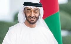 الصورة: الصورة: محمد بن زايد: الإمارات شريك أساسي في حماية أطفال العالم من الشلل