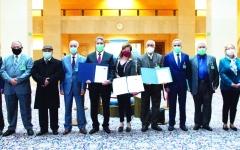 الصورة: الصورة: الإمارات: الحل السياسي الطريق الوحيد لإنهاء الصراع في ليبيا