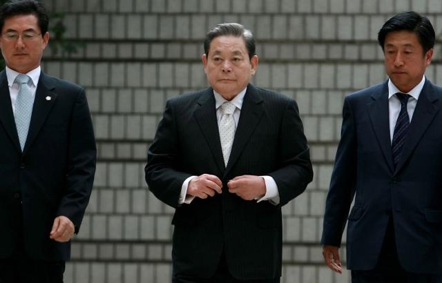 صورة وفاة رئيس شركة سامسونغ لي كون هي عن 78 عاماً – الاقتصادي – الصفقة الأخيرة