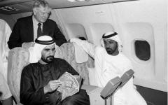 الصورة: الصورة: مكتوم بن محمد: رؤية محمد بن راشد جعلت دبي المحطة الأبرز للنقل عالمياً