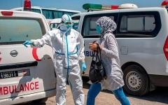الصورة: الصورة: المغرب يسجل 3020 إصابة جديدة بكورونا و46 وفاة