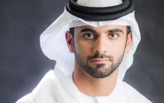 الصورة: الصورة: منصور بن محمد يصدر قراراً بتطوير عمل المشرفين والإداريين الرياضيين بدبي