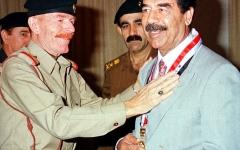 الصورة: الصورة: وفاة عزة الدوري نائب صدام حسين