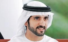 الصورة: الصورة: حمدان بن محمد: ظرف العالم لن يثني دبي عن دورها في تشكيل ملامح المستقبل