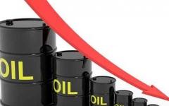الصورة: الصورة: تراجع حاد لأسعار النفط