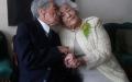 الصورة: الصورة: نهاية قصة أكبر زوجين في العالم.. عمرهما معا 215 عاماً