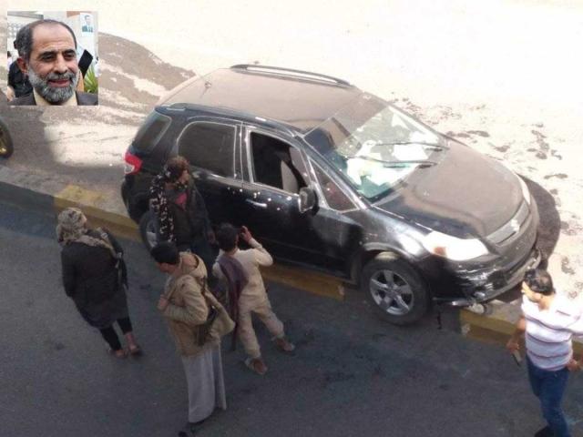 """صورة مقتل """"وزير"""" الشباب الحوثي حسن زيد بإطلاق نار في صنعاء – عالم واحد – العرب"""