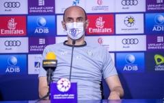 الصورة: الصورة: كرونو: الفوز على الوصل أكثر أهمية من المباريات الأخرى