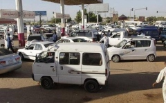 الصورة: الصورة: السودان يرفع أسعار الوقود بأثر فوري