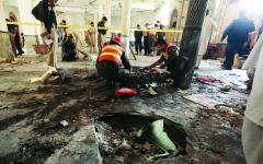 الصورة: الصورة: الإمارات تدين الهجوم الإرهابي في باكستان