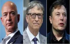 الصورة: الصورة: أغنى 10 مليارديرات يخسرون 14 مليار دولار في يوم واحد