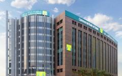 الصورة: الصورة: 816 مليون درهم أرباح «دبي التجاري» في 3 فصول