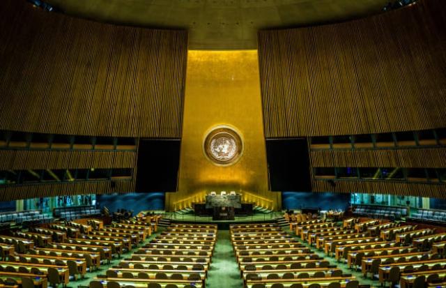 صورة أول تعليق للأمم المتحدة على الرسوم المسيئة – عالم واحد – العرب