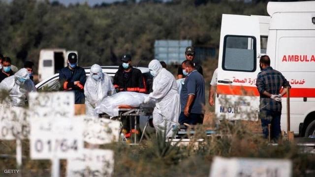 صورة الصحة العالمية تكشف عن منحنى خطير لكورونا في الشرق الأوسط – عالم واحد – خارج الحدود