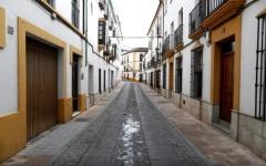 الصورة: الصورة: إسبانيا تمدد حالة الطوارئ إلى مايو وسط إغلاق عدة مناطق