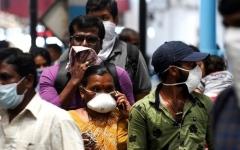 الصورة: الصورة: أكثر من 48 ألف إصابة جديدة بكورونا في الهند