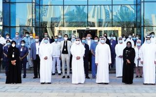 الصورة: الصورة: مركز متطور لعلاج الأمراض المعدية في دبي
