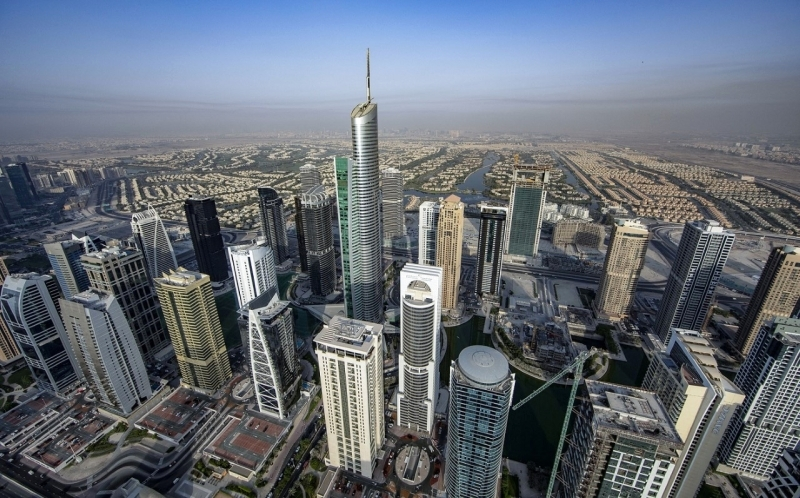 الصورة : مركز دبي للسلع المتعددة ينجح في جني ثمار حزمة دعم الأعمال | البيان