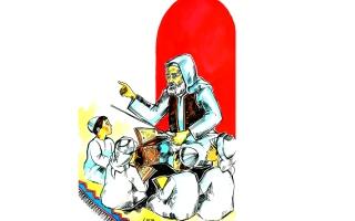 الصورة: الصورة: «الكتاتيب» منهل العلم الأول في الإمارات