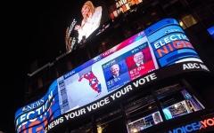 الصورة: الصورة: البورصات الآسيوية منقسمة على خلفية اشتداد المنافسة في نتائج الانتخابات الأمريكية