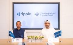 """الصورة: الصورة: شركة """"ريبل"""" تختار مركز دبي المالي العالمي مقراً إقليمياً لها"""