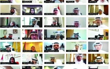 الصورة: الصورة: حكومة الإمارات  تصمم مساراً شاملاً لمستقبل البنية التحتية والرقمية والاستدامة البيئية