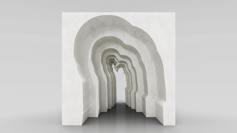 الصورة : عمل تركيبي تفاعلي ثلاثي الأبعاد غني بدلالاته ومضامينه | من المصدر