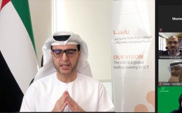 الصورة: الصورة: «تنظيم الاتصالات» تبحث 39 فكرة في ورشة تصميم مستقبل الإمارات للخمسين عاماً المقبلة
