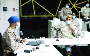 الصورة: الصورة: ورش عمل لمجنّدي الخدمة الوطنية لإشراكهم في رسم المستقبل