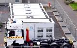 الصورة: الصورة: الأول من نوعه في العالم.. فرنسا تكشف عن مستشفى متنقل لعلاج حالات كورونا الخطرة