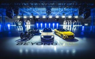 الصورة: الصورة: «بنتلي موتورز» تطلق استراتيجية «بيوند 100»