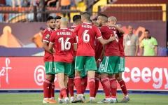 الصورة: الصورة: زياش يقود المغرب لاكتساح أفريقيا الوسطى برباعية في تصفيات كأس الأمم
