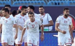 الصورة: الصورة: تونس تهزم تنزانيا وتقترب من التأهل لكأس أمم أفريقيا