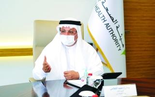 الصورة: الصورة: «صحة دبي»  تحتفي بإنجاز طبي الأول من نوعه عربياً