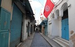 الصورة: الصورة: تونس تمدد تدابير الوقاية من كورونا 3 أسابيع