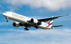 الصورة: الصورة: طيران الإمارات: نتعاون عالمياً لمواجهة تحدي نقل اللقاح