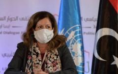 الصورة: الصورة: اختتام المحادثات الليبية في تونس دون تعيين حكومة موحدة