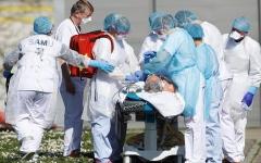 الصورة: الصورة: مليون إصابة جديدة بكورونا في 6 أيام بالولايات المتحدة