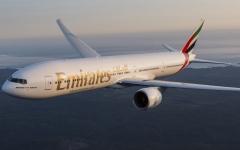 الصورة: الصورة: طيران الإمارات تتصدر المشهد العالمي في السفر الآمن