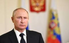 الصورة: الصورة: بوتين يأمر بإبرام اتفاق مع السودان لإقامة منشأة بحرية روسية هناك