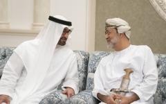 الصورة: الصورة: الإمارات تشارك سلطنة عمان  احتفالها باليوم الوطني الـ50 غداً