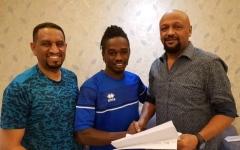 الصورة: الصورة: 500 ألف دولار تجعل «الغربال» أغلى لاعب سوداني
